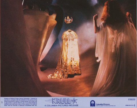 Krull - Mini Lobby Card 1