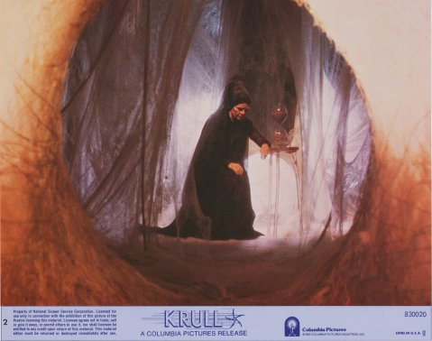 Krull - Mini Lobby Card 2