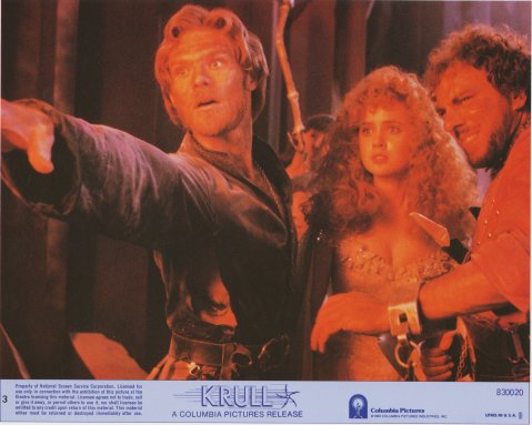 Krull - Mini Lobby Card 3