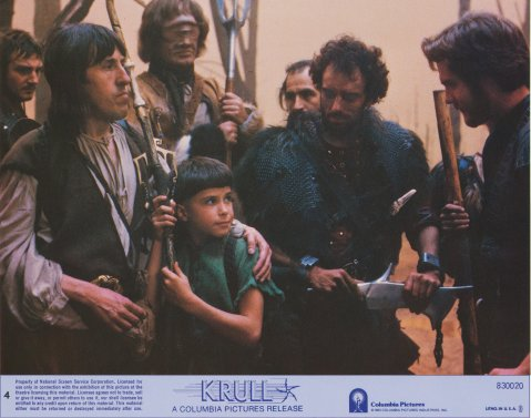 Krull - Mini Lobby Card 4
