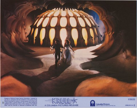 Krull - Mini Lobby Card 5
