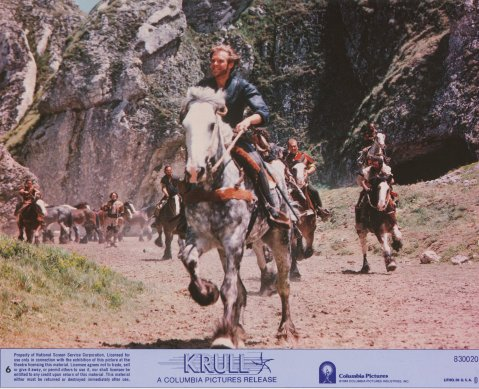 Krull - Mini Lobby Card 6