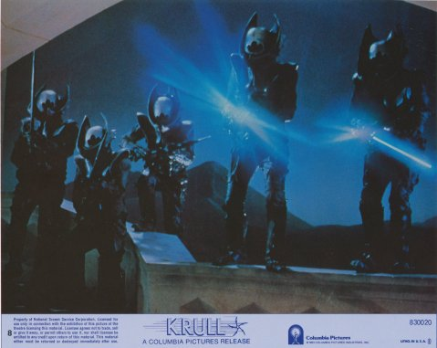 Krull - Mini Lobby Card 8