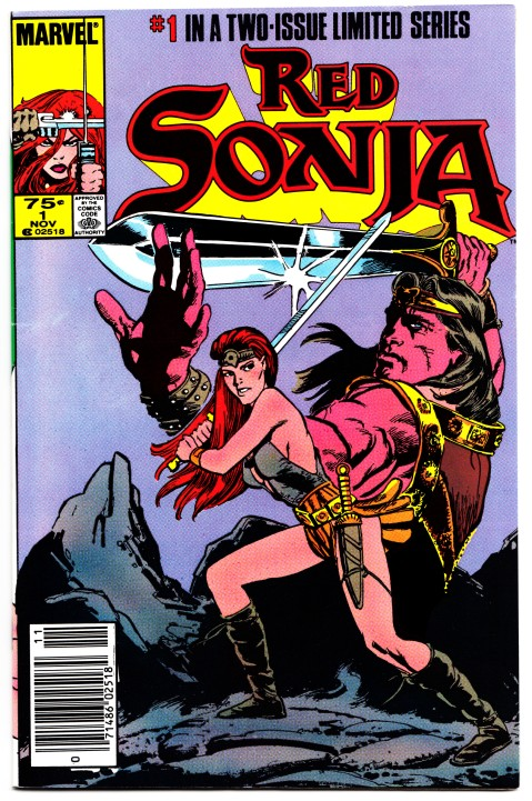 Red Sonja - Comic, Issue 1