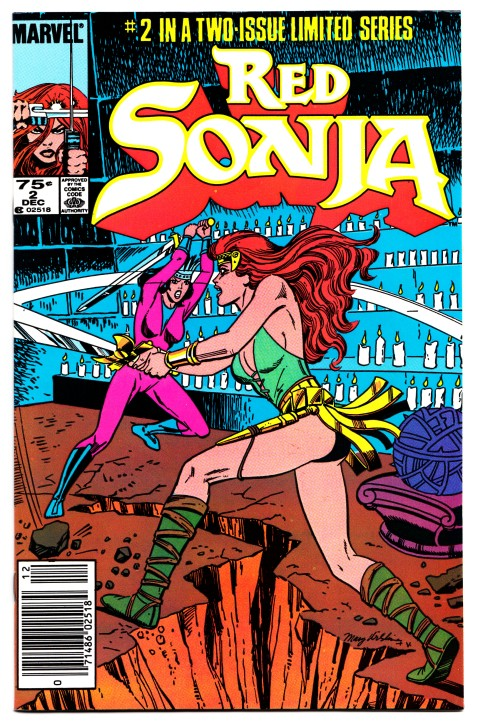 Red Sonja - Comic, Issue 2