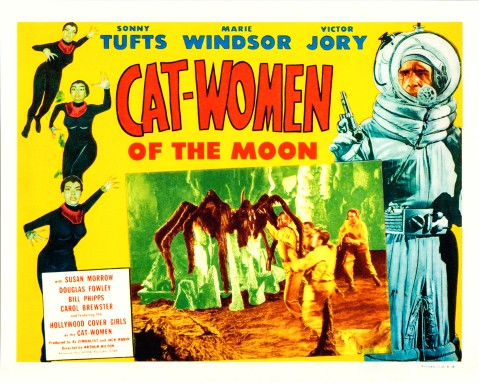 Cat-Women of the Moon - Lobby Card 2
