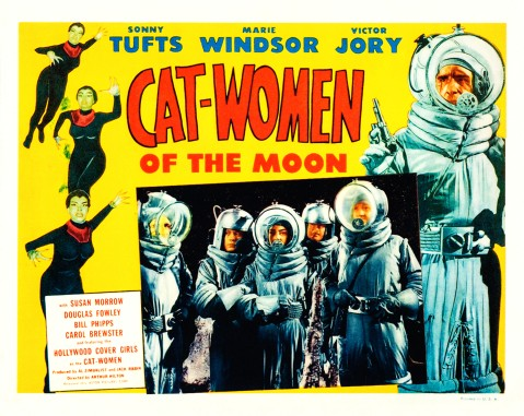 Cat-Women of the Moon - Lobby Card 4