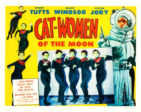 Cat-Women of the Moon - Lobby Card 5