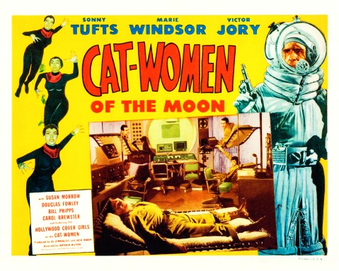 Cat-Women of the Moon - Lobby Card 6