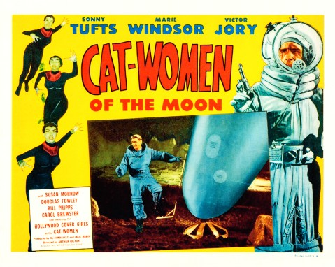 Cat-Women of the Moon - Lobby Card 8