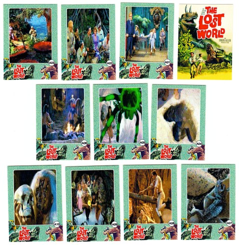 Lost World Cards - Series A