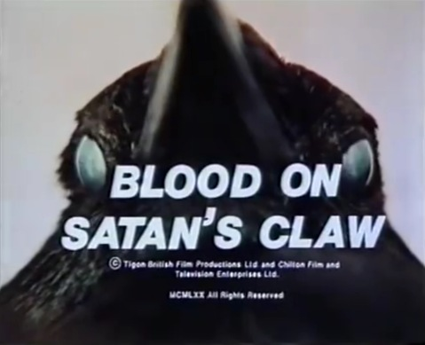 This title has only slightly more to do with the movie than does this bird.