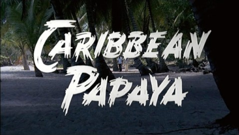 """Caribbean Papaya"" is the best translation of the title, but ""Die of Pleasure"" would be my favorite version if not for the salacious ""Papaya: Love Goddess of the Cannibals""."
