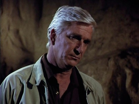 Leslie Nielsen mopes through 80% of the film.