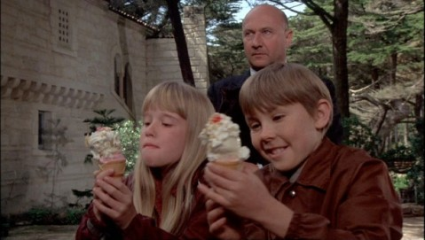 Donald Pleasence does not get ice cream.