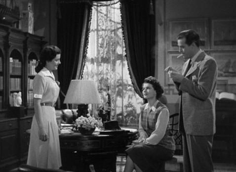 The Fitzgeralds meet Stella Meredith.