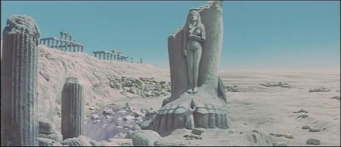 Daimon's Babylonian tomb.