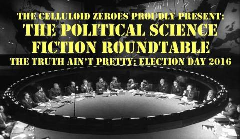 This review is an entry in the Celluloid Zeroes Political Science Fiction Roundtable. Check the other reviews at the links below.